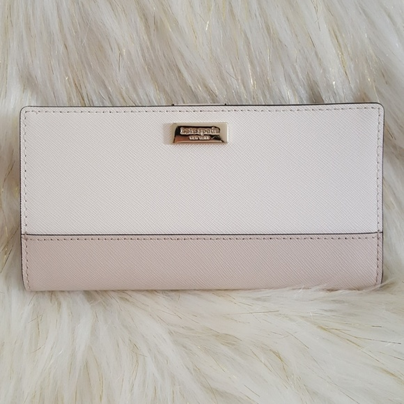 kate spade Handbags - Kate Spade Stacy Laurel Way wallet